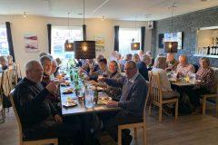 Jule udflugt til Blokhus -  December 2019 - Frokost på Nordstjernen
