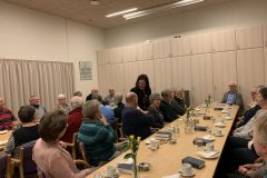 Foredrag om Færøerne ved Lisbeth Solmunde Michelsen
